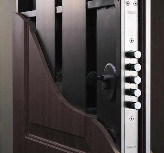 porte e persiane blindate - parapetti in acciaio inox, arredamenti ... - Porta Di Sicurezza In Acciaio